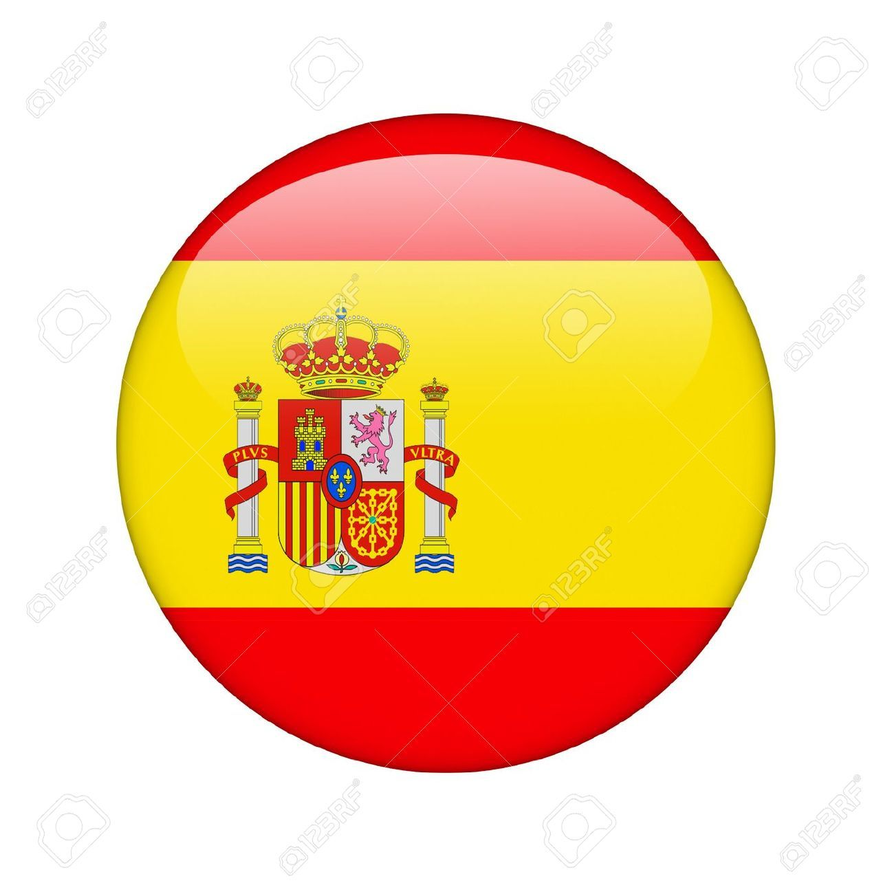 drapeau espagnol a mettre dans cv