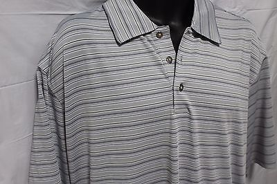 Mens Lone Cypress Pebble Beach Xl Polo Shirt Luxury Performance Golf