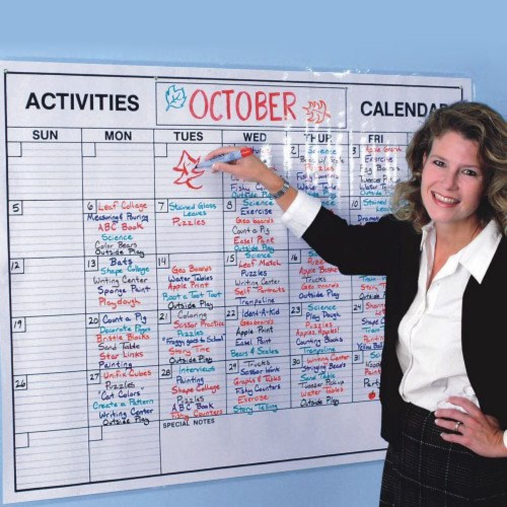 Laminated Jumbo Dry Erase Wall Calendar Board Big Large Hanging Office Planner Dry Erase Calendar Dry Erase Board Calendar Wall Planner