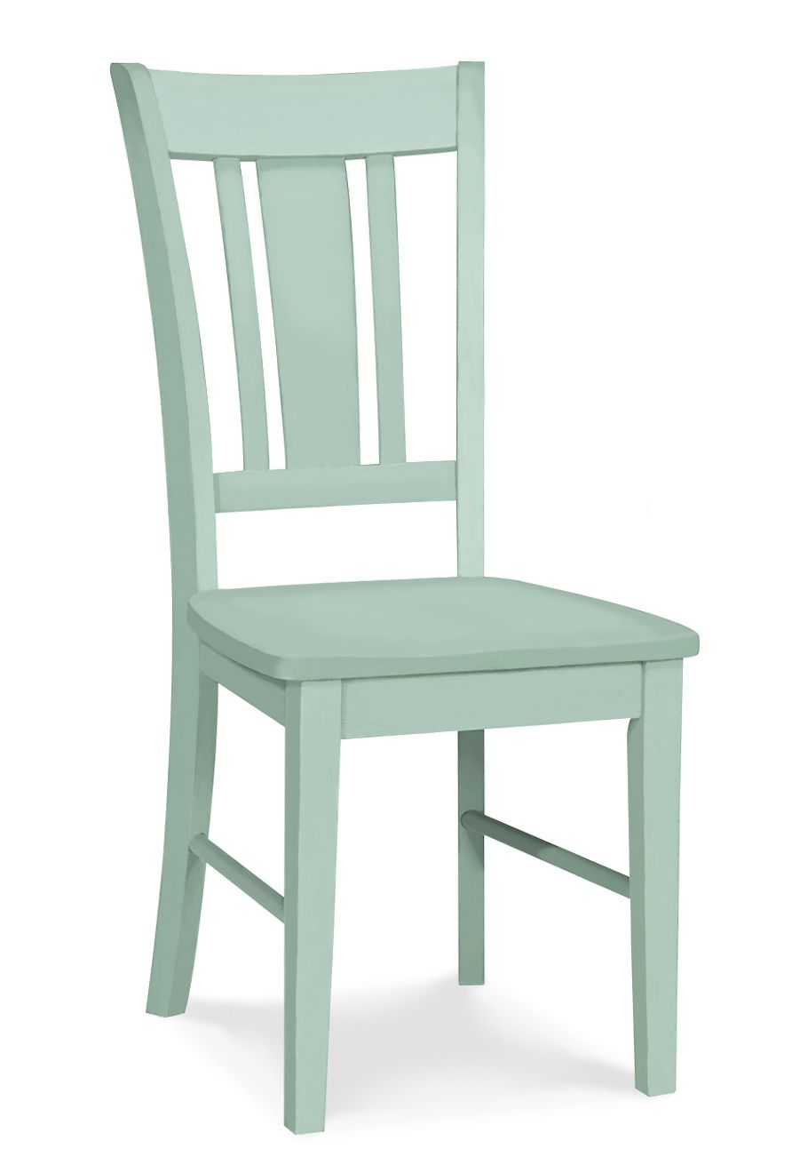 Slatback & X-Back Dining Chairs, Providence Chair, Duck Egg - good ...