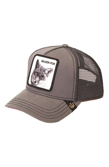 Goorin Brothers 'Silver Fox' Trucker Hat available at #Nordstrom