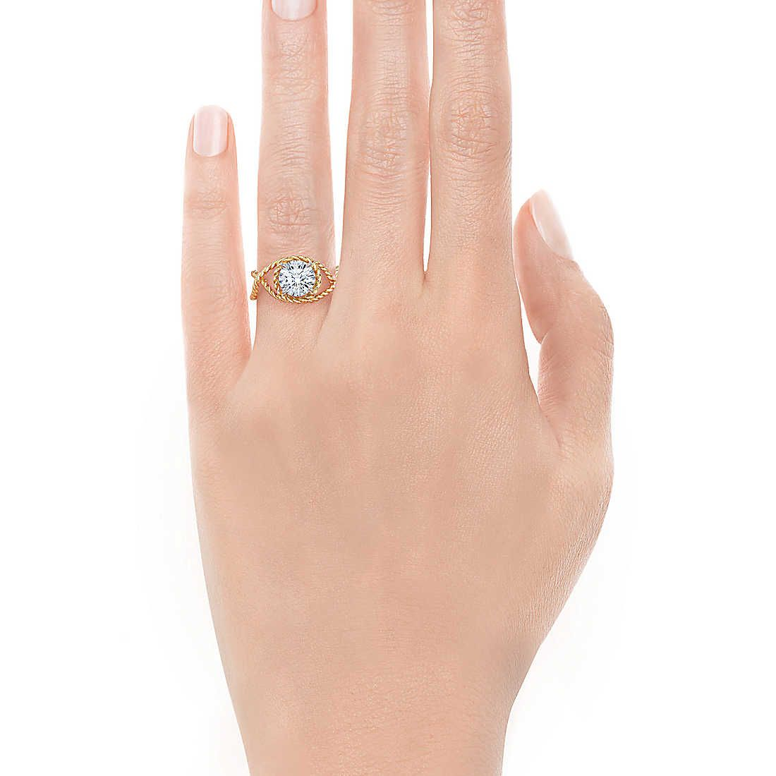 26bb38bcb09c9 Schlumberger® Rope Engagement Ring in 18k Gold | Dream Wedding ...