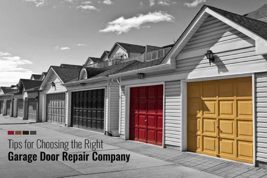 5 Helpful Tips When Hiring The Best Garage Door Repair Company Garage Door Springs Garage Doors Best Garage Doors