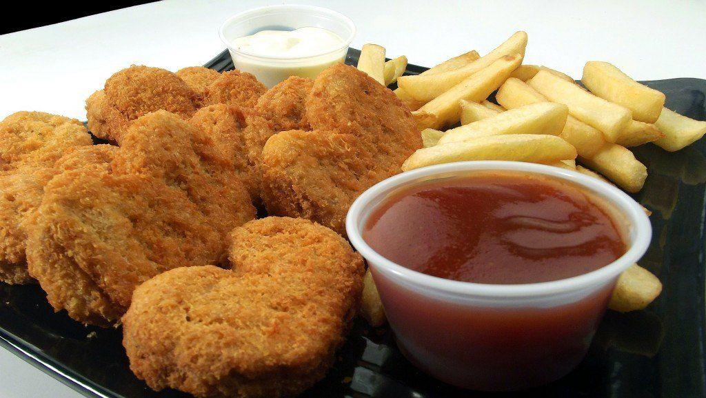 Air fryer chicken nuggets recipe chicken nugget