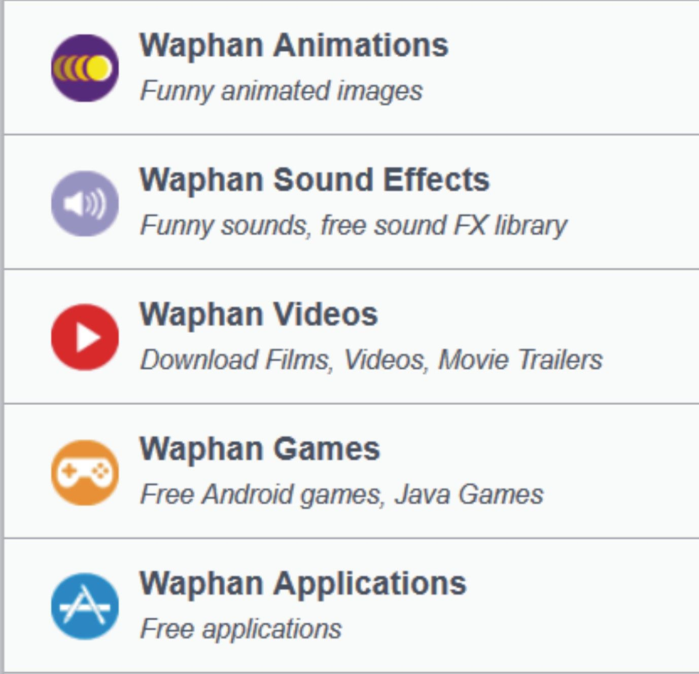 waphan download Film romantis, Film