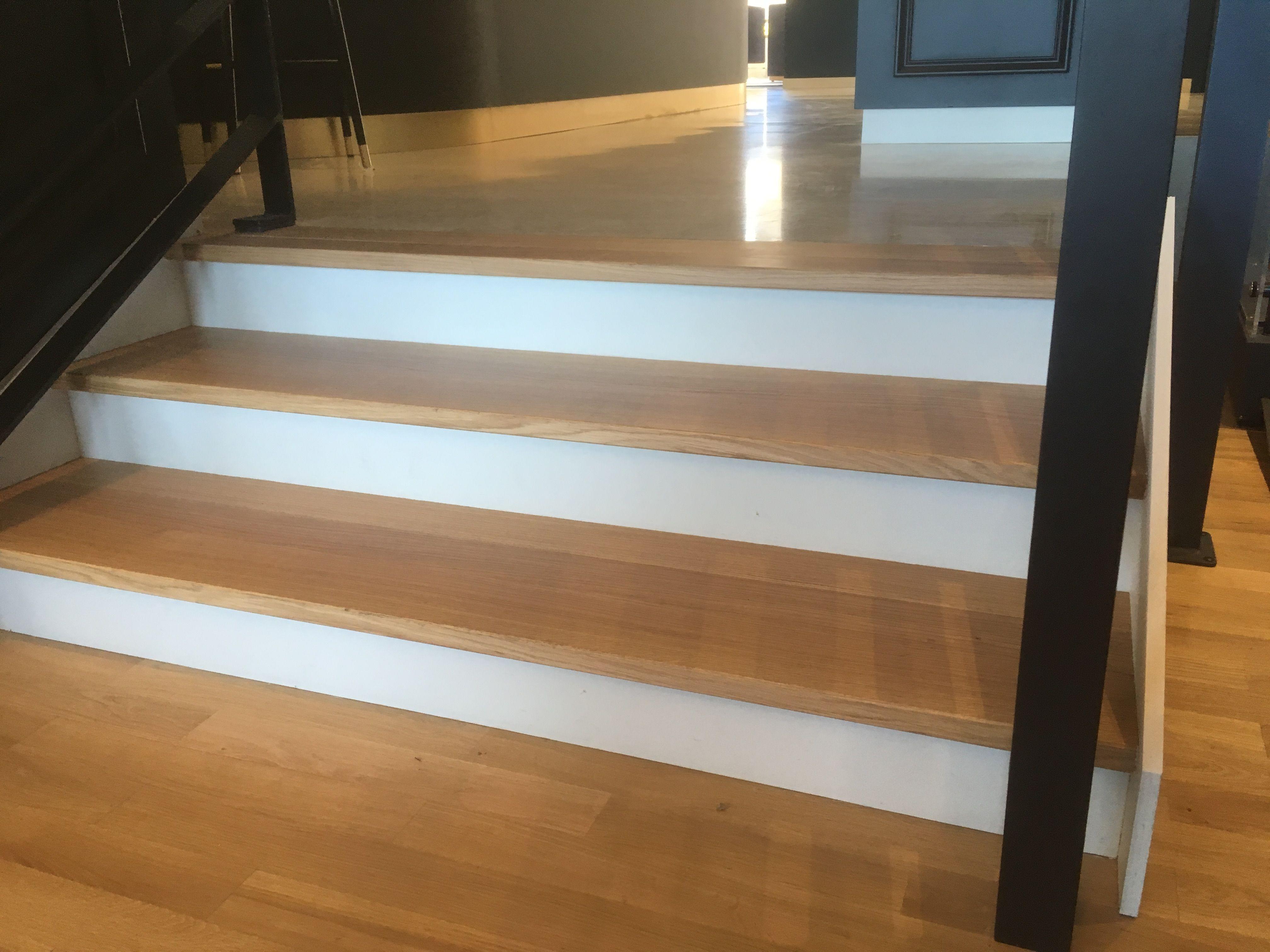 Rénovation Salle De Bain Morlaix un escalier bicolore mettra en valeur votre intérieur