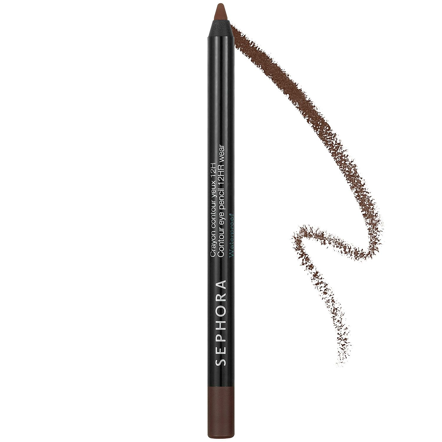 What it is:A contouring eye pencil for a big, beautiful look that lasts up to 12 hours.   What it does: Enhance and enliven your eyes with the bold, long-wearing color of these eye pencils. The silky formula is resistant to water, heat, and humidi