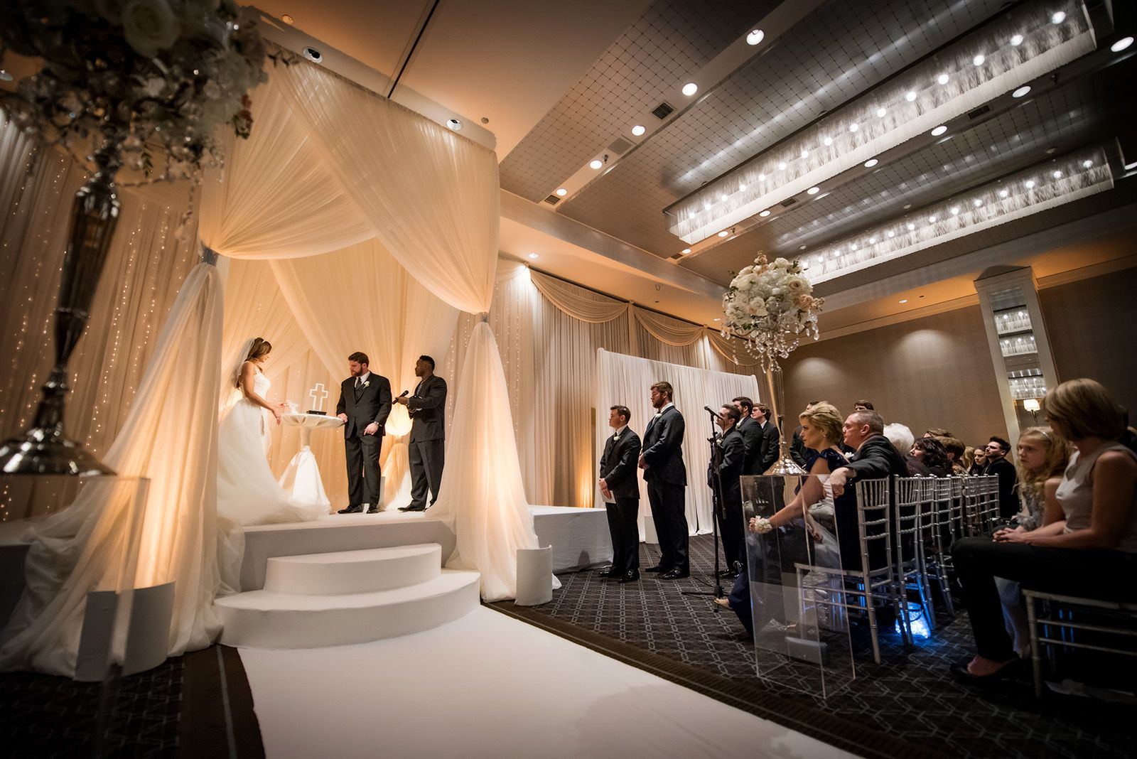 Wedding Ceremony Hotel Arista Naperville Illinois Hotel Wedding Ceremony Wedding Ceremony Hotel Wedding