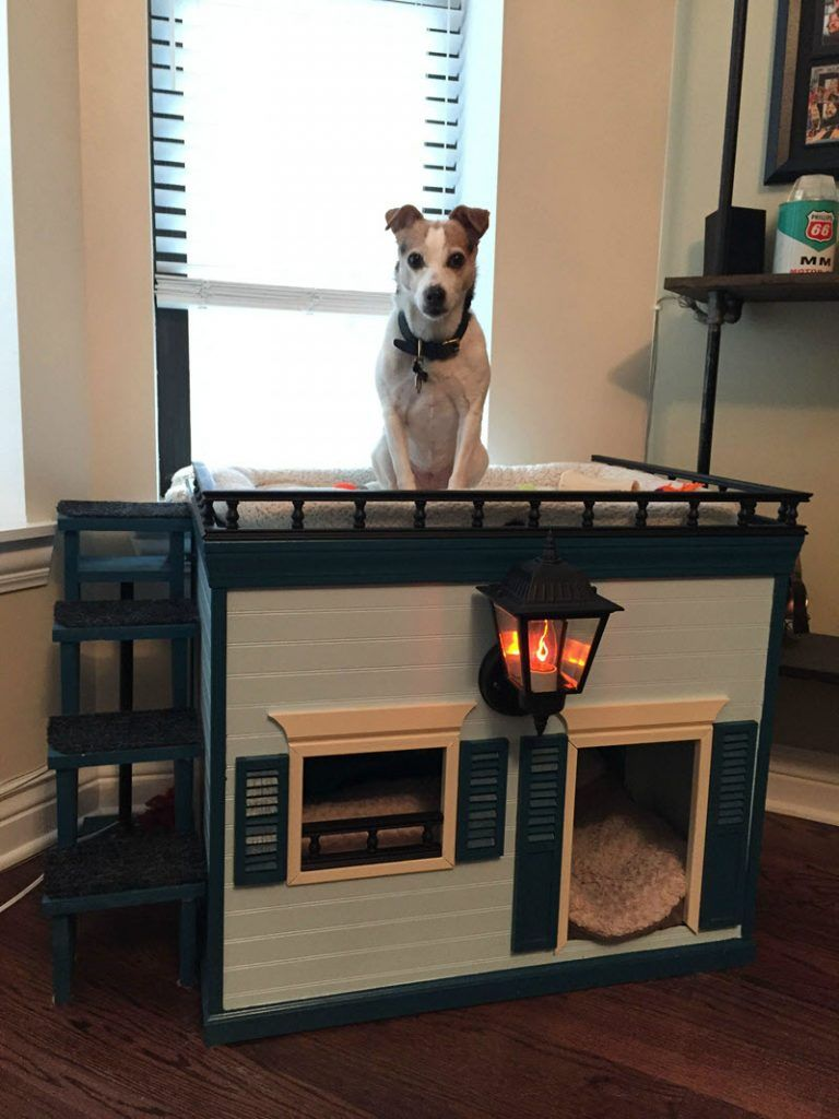 13 diy doghouse plans and ideas indoor dog house cool