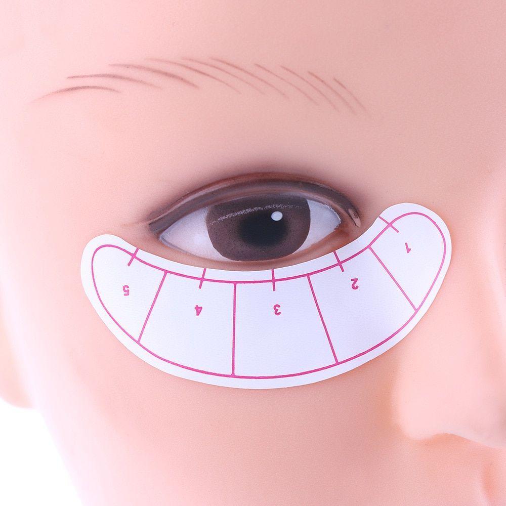 70 Pcs Patches Eyelashes Paper Eyelash Extension Under Eye