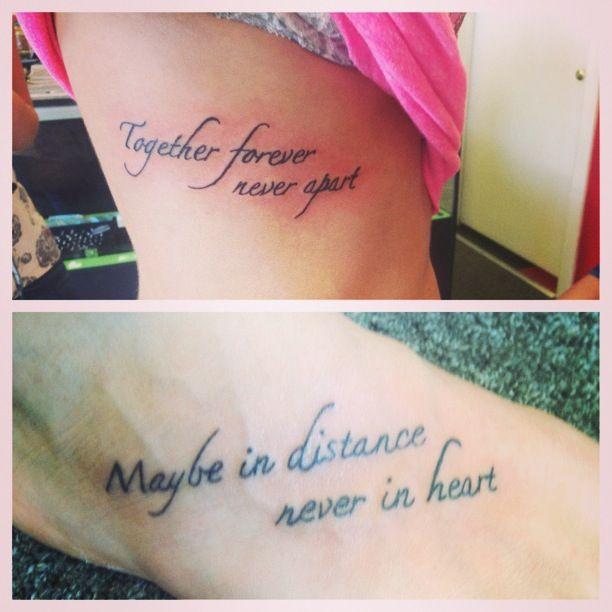 Cousin Love Tattoo 3 Tats I Love Pinterest Tattoos Cousin