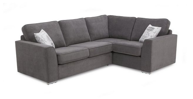899 Skill Left Hand Facing Corner Sofa Plaza Dfs