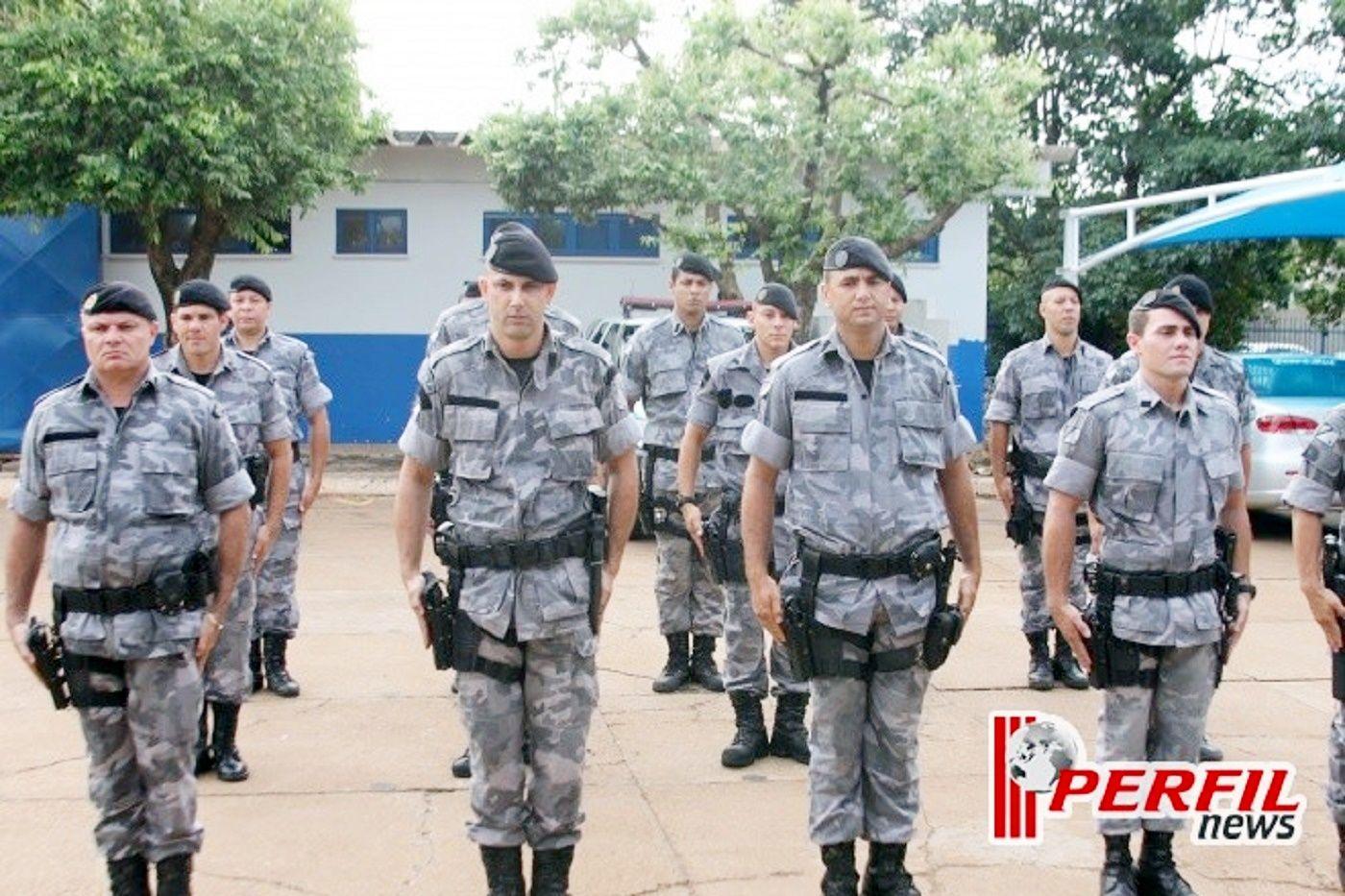 Polícia Militar Estado de Mato Grosso do Sul. 2º BPM – sediado em Três Lagoas.  http://www.perfilnews.com.br/bolsao/dezembro-mes-mais-tranquilo-para-pm-de-tres-lagoas