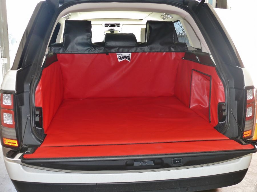 Tailored Seat Flap And Window Sill Covers Fitted To The Standard