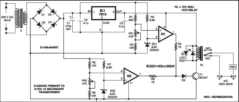 arduino operational amplifier circuit