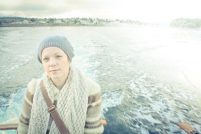 "Rachel Stern, Arts Editor of the Nanaimo News Bulletin, presents ""Personal reflections"" of musician Allison Crowe, coming with her band to The Port Theatre for a concert on Thursday, November 3.    Allison (vocals, piano, guitar, fiddle, bodhran) and bandmates LIN (cello, vocals), Sarah White (mandolin, guitar, vocals) & Dave Baird (bass, vocals) are amazing and delighting audience on their ""Heirs+Grievances"" tour."