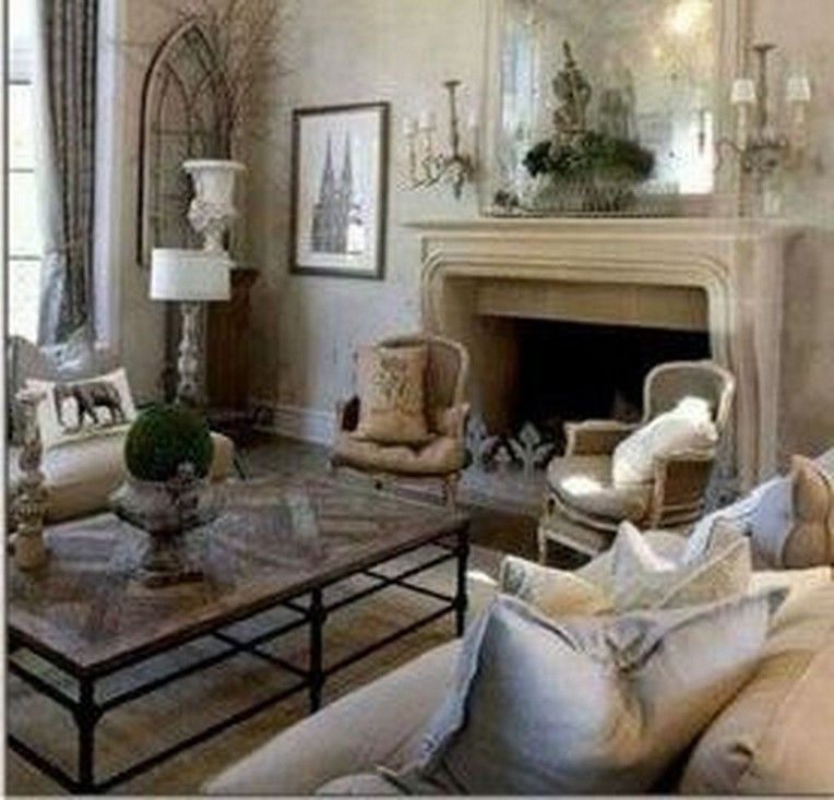 43 Beautiful French Country Living Room Table To Rock Your Next Home Page 6 Of 43 French Country Living Room Country Living Room Living Room Table