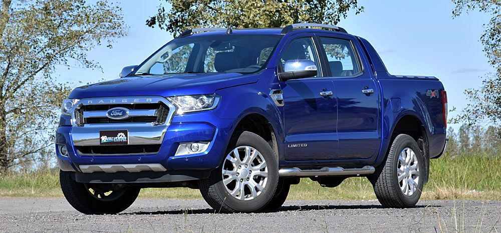 nueva ford ranger 3 2 limited 4x4 dsl ford ranger south. Black Bedroom Furniture Sets. Home Design Ideas