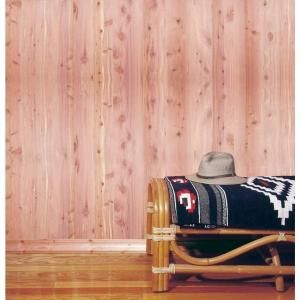 32 Sq Ft 48 In X 96 In Aromatic Cedar Paneling 129441 At The Home Depot Mobile Cedar Paneling Paneling Home