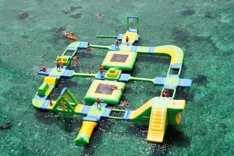 Cozumel S Grand Beach And Water Park Playa Mia