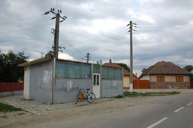 Main shop of Carta, Rumania