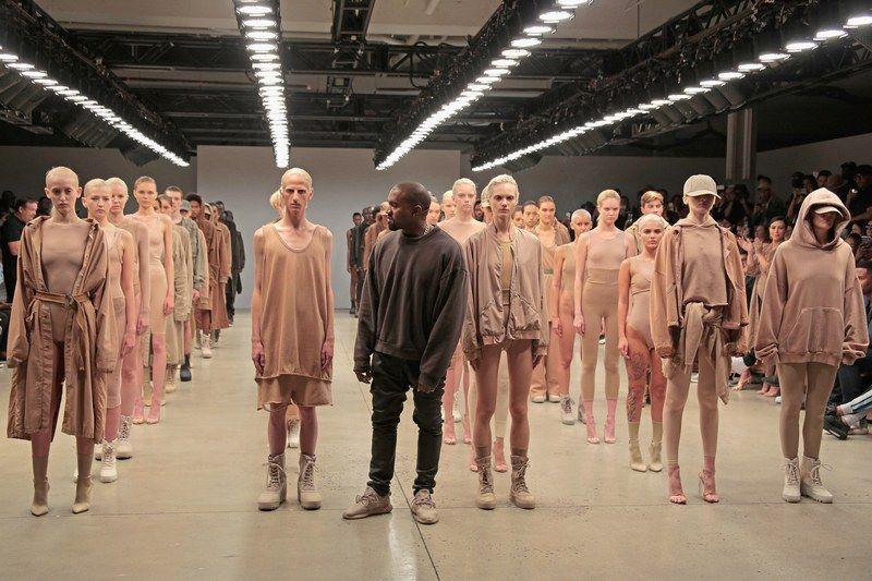 The Unabridged History Of Kanye West As Fashion Designer Yeezy Fashion Show Kanye West Style Kanye Fashion
