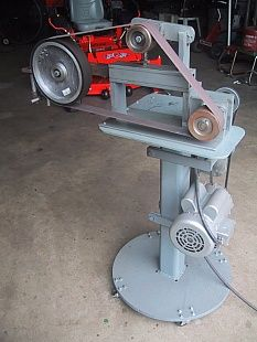 Belt Grinder Pulleys