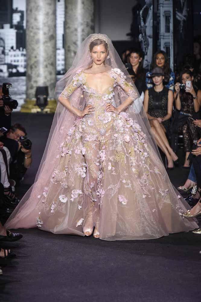 Haute Couture Brautkleider 2017 : Fotoalbum - gofeminin
