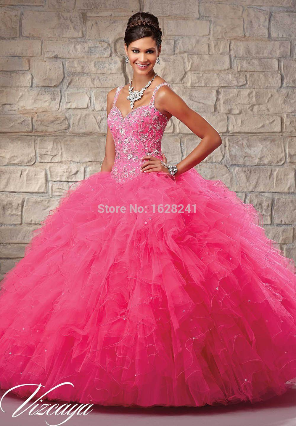 Find More Quinceanera Dresses Information about vestido debutante 15 ...