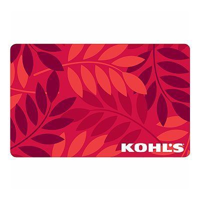 MARK Kohls Gift Card