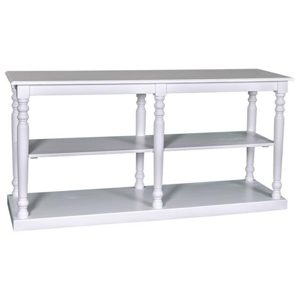 Wandtisch, weiß, Sideboard, Wohnzimmer, Esszimmer, Wohnen ...