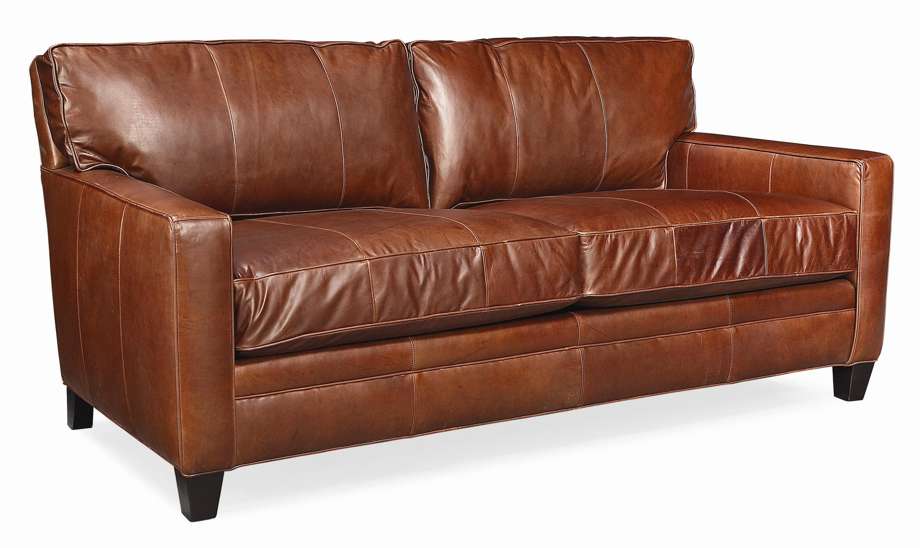 Howell Sofa Furniture Row Sets Thomasville Mercer Series 74 Quot Leather With Track