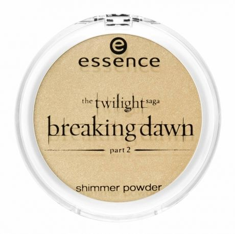 Dark lady | Shimmer powder, Breaking dawn, Twilight saga