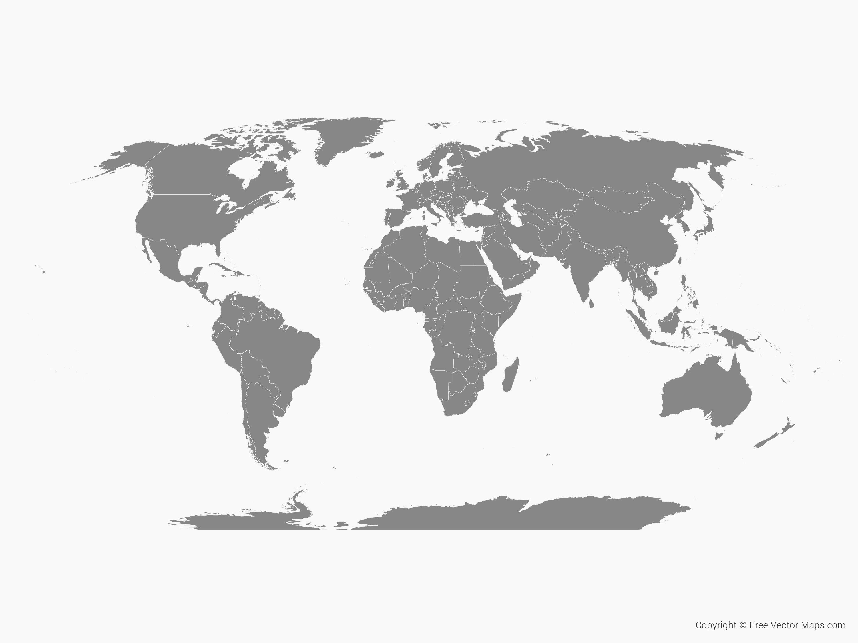 Mapa del mundo para descargar idees lladorre pinterest stuffing mapa del mundo para descargar vector mapvector fileworld gumiabroncs Images