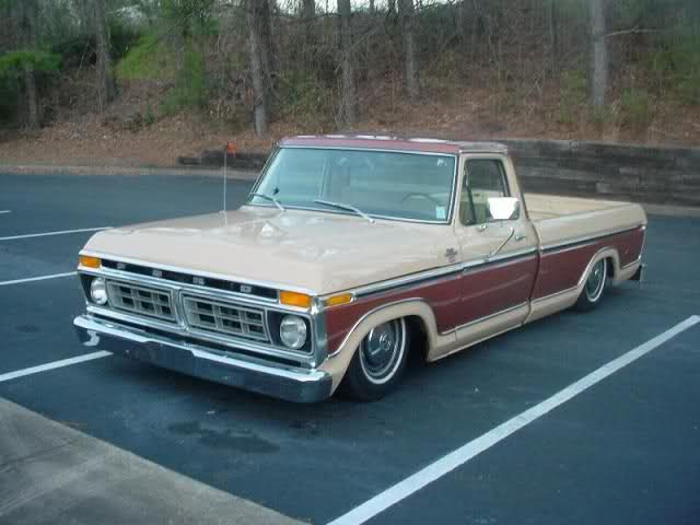 64 ford truck | New Wheels? or Lowering Kit? - Ford Truck ...  64 ford truck |...