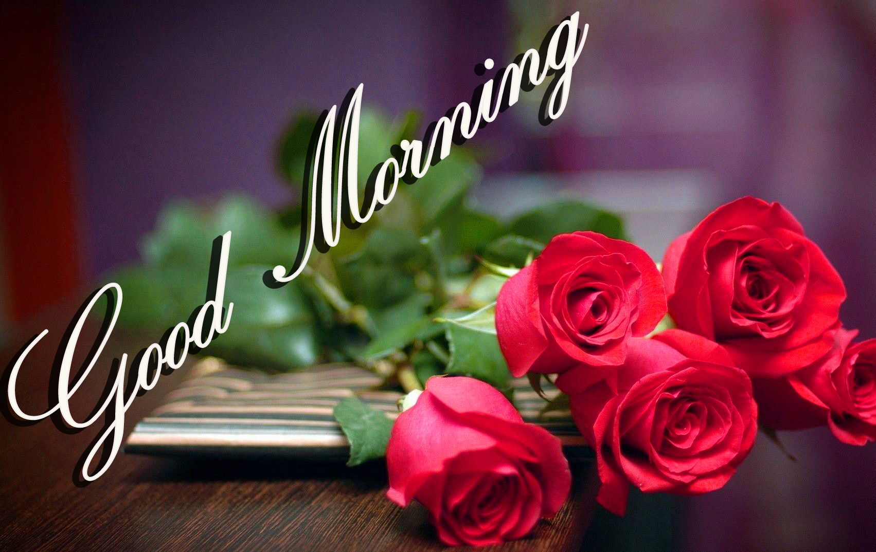 Good Morning Images Pics Wallpaper Pictures Hd Free Download Share With Friend Good Morning Wallpaper Good Morning Images Good Morning Roses