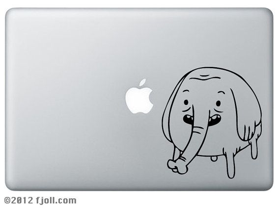 Hey, I found this really awesome Etsy listing at http://www.etsy.com/listing/120620969/tree-trunks-decal-adventure-time