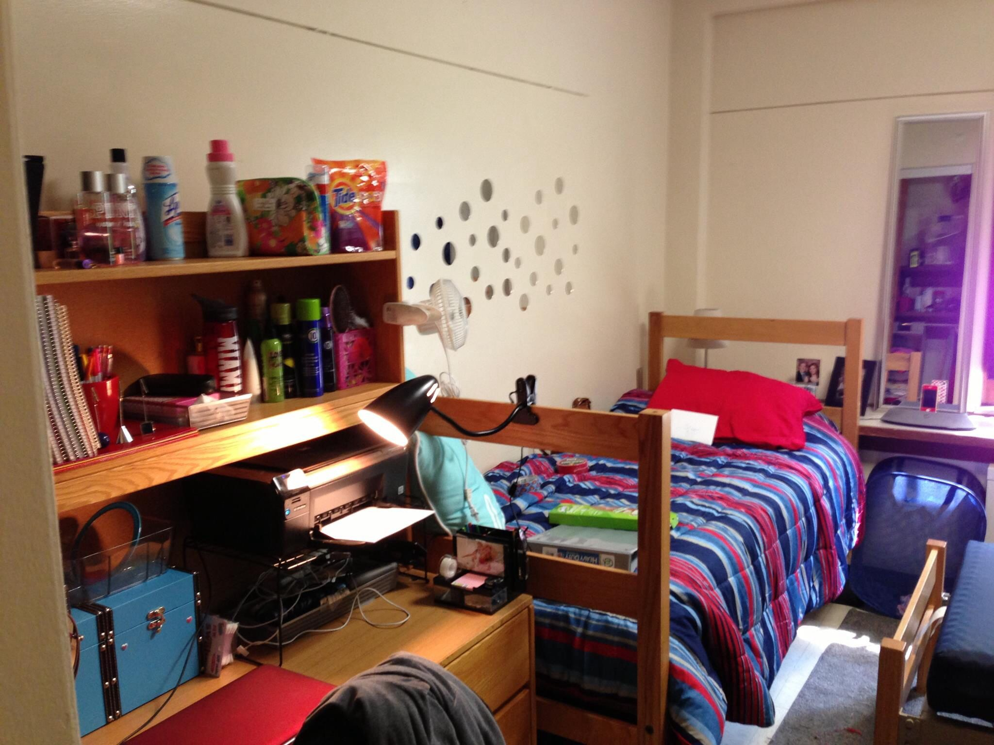 Tappan Dorm Room Part 44