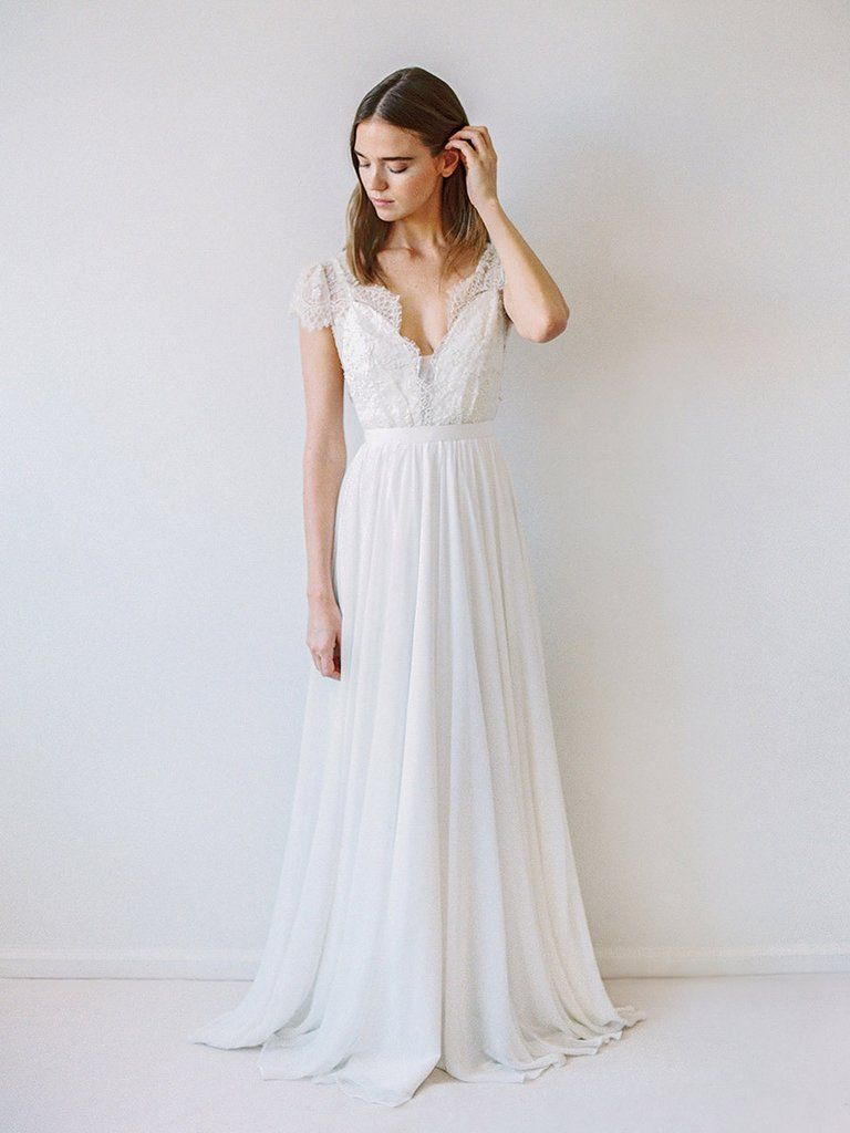 15d46606158 Cambie by Truvelle Wedding Dress Winter