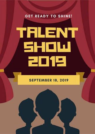 Image result for talent show poster East West Pinterest - talent show flyer