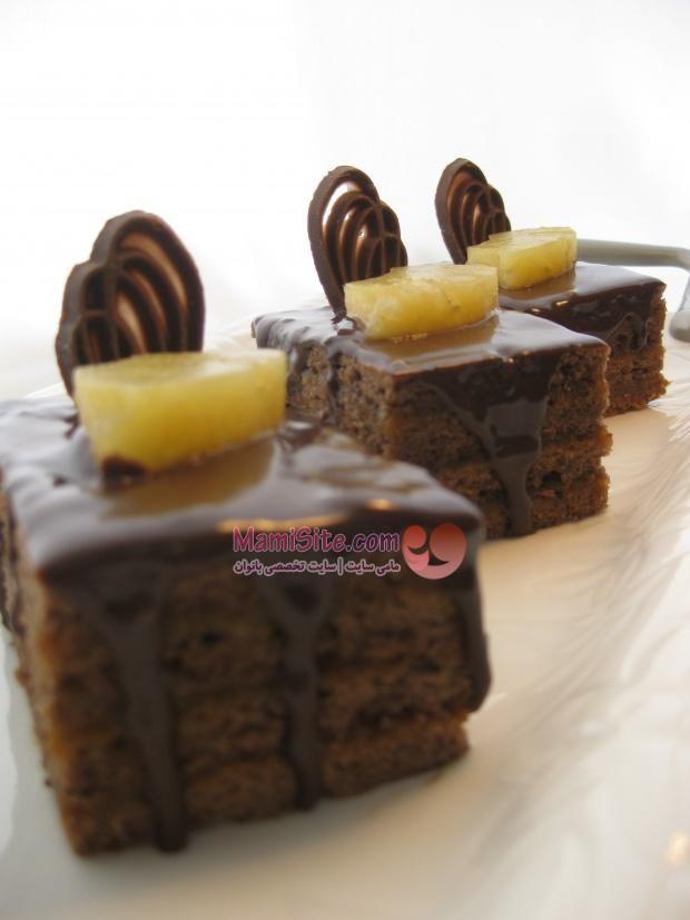 ساچر کیک صفحه 4 Desserts Food Meals
