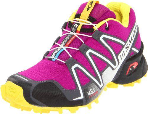 7a2b71e77fef Amazon.com  Salomon Women s Speedcross 3 Trail Running Shoe  ShoesLove my  Hokas but just got a pair of these