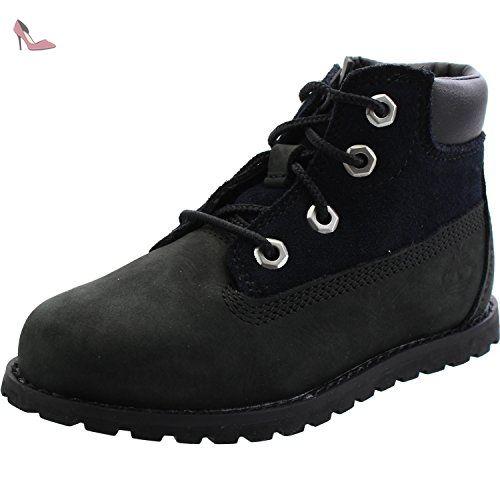 chaussure timberland enfant noir