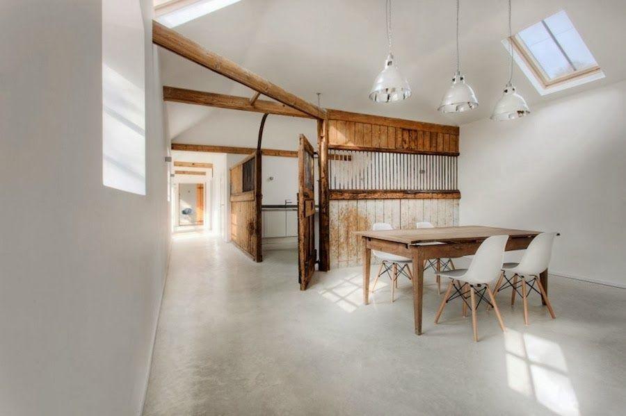 mes caprices belges: decoración , interiorismo y restauración de muebles -  estabulo en vivienda