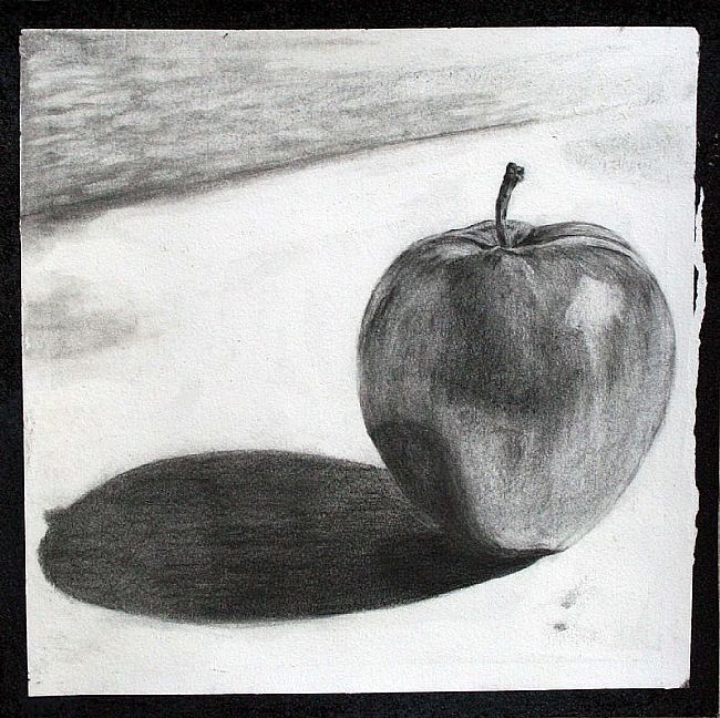 how to draw with charcoal for beginners