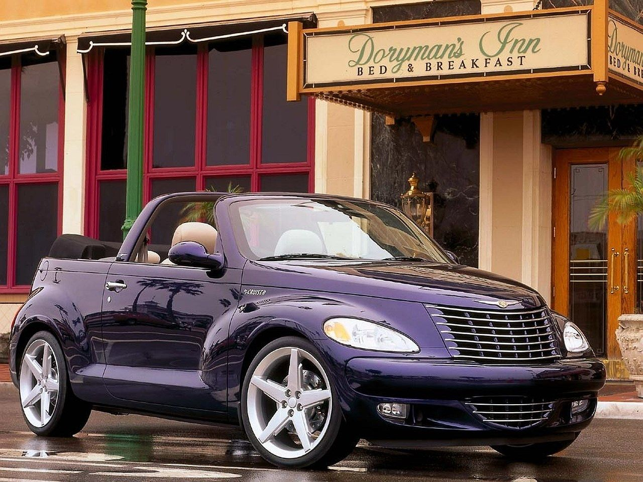 Pictures Of Chrysler Pt Cruiser Dream Vehicle Chrysler