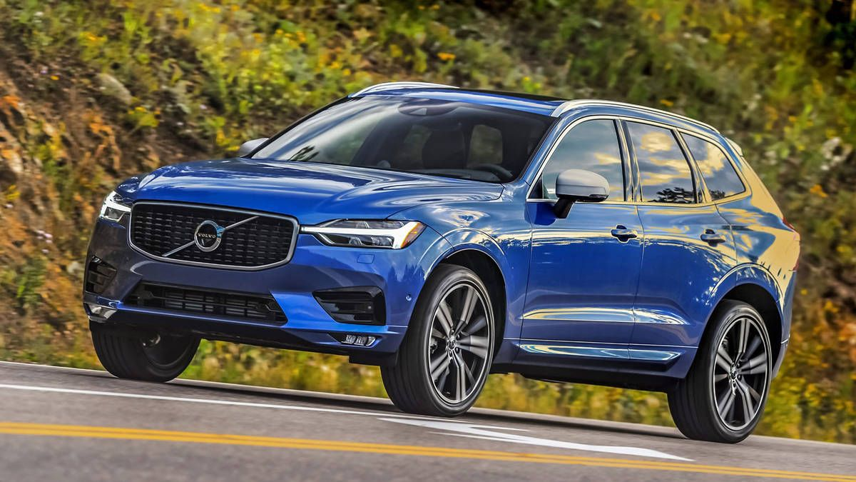 2018 Volvo Xc60 T6 Awd R Design Essentials A Beaut Ute With