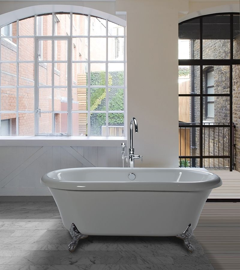 Love The MTI Melinda 10 Clawfoot Tub! Looking Quite Festive Right Now!  Http://mtibaths.com/products/tubs/designer/204/ | For The Home | Pinterest  | Tubs, ...