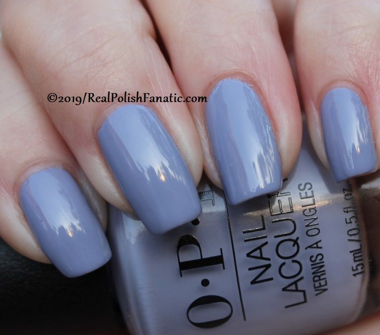 Opi Tokyo Collection Spring 2019 Swatch And Review With