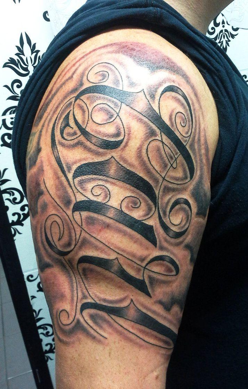 Tattoo Shading Filler Tattoo Shading Filler Smoke Tattoo Filler
